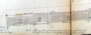 Ponts et Chaussées 1851 (ADBR, cote 5 K 123)