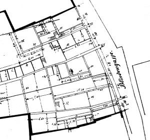 Aveugles, plan, Lot I (907 W 161)-2064