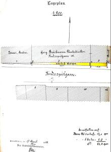Jeu-des-Enfants 3-5 (720 W 6) Plan 1899