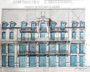 Jeu-des-Enfants (720 W 6) Elevation 1899