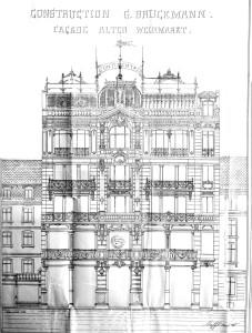 Vieux-Marché-aux-Vins (720 W 6) Elevation 1899