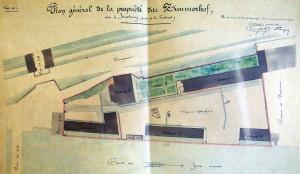 1861, Plan (MS 943)