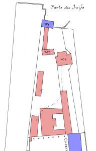 Plan Cadastre 1836, Zimmerhof
