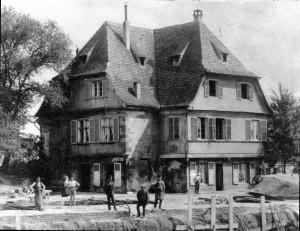 Zimmerhof (maison B) 1882 (coll. privée)