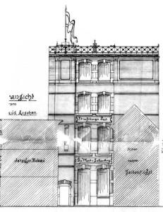 1891 (avril) Façade