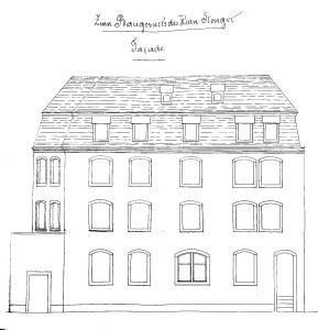 1892, élévation, Saint-Guillaume 15