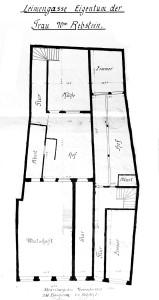 1910, plan (Argile 7-9)