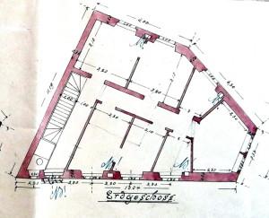 Bain-aux-Plantes 8, 1887 rez-de-chaussée