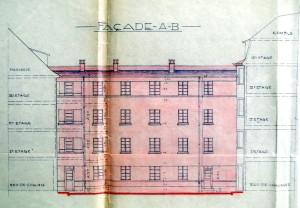 Krutenau n° 32 (733 W 35), 1946 aile S