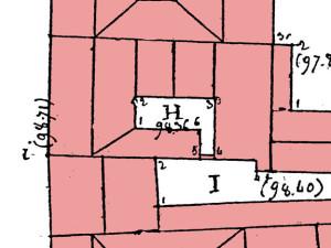 205 Plan (cour H)