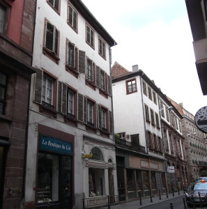 Serruriers 27 (août 2015) façade