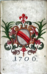 Taille 1706, couverture