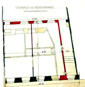 Ail 7 - 1883, Plan