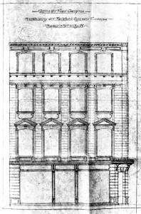 Cathédrale 14 (façade, 1903)
