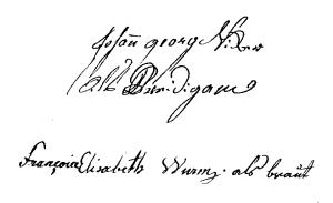 Nicker-Wurm (1777) Cm
