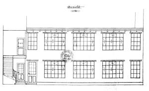 Pucelles 9 (1900, bâtiment arrière)