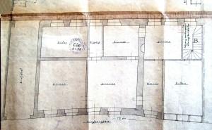 Pucelles 9 (1900, plan)