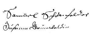 Schwanfelder-Grünwald (1725) M TN