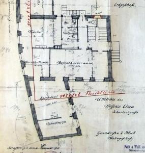1911 Ecarlate 4, Plan (est)