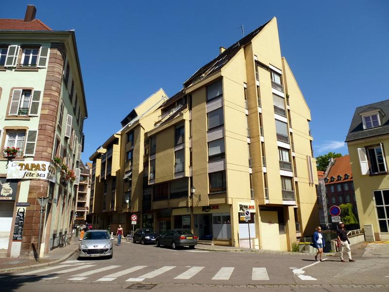 Maisons de strasbourg 9 rue du bain finkwiller for Rue du miroir strasbourg
