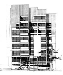 Bains-Finkwiller 9 (1970, Ecklé, façade sur rivière)