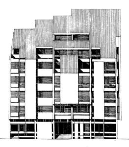 Bains-Finkwiller 9 (1970, Ecklé, façade sur rue)