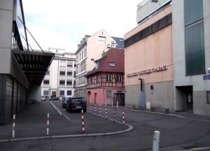 Fonderie (Petite rue, février 2016)
