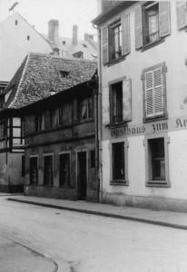 Schiltigheim 4, 1, Petite rue de la Fonderie (1003 W 2, 967)