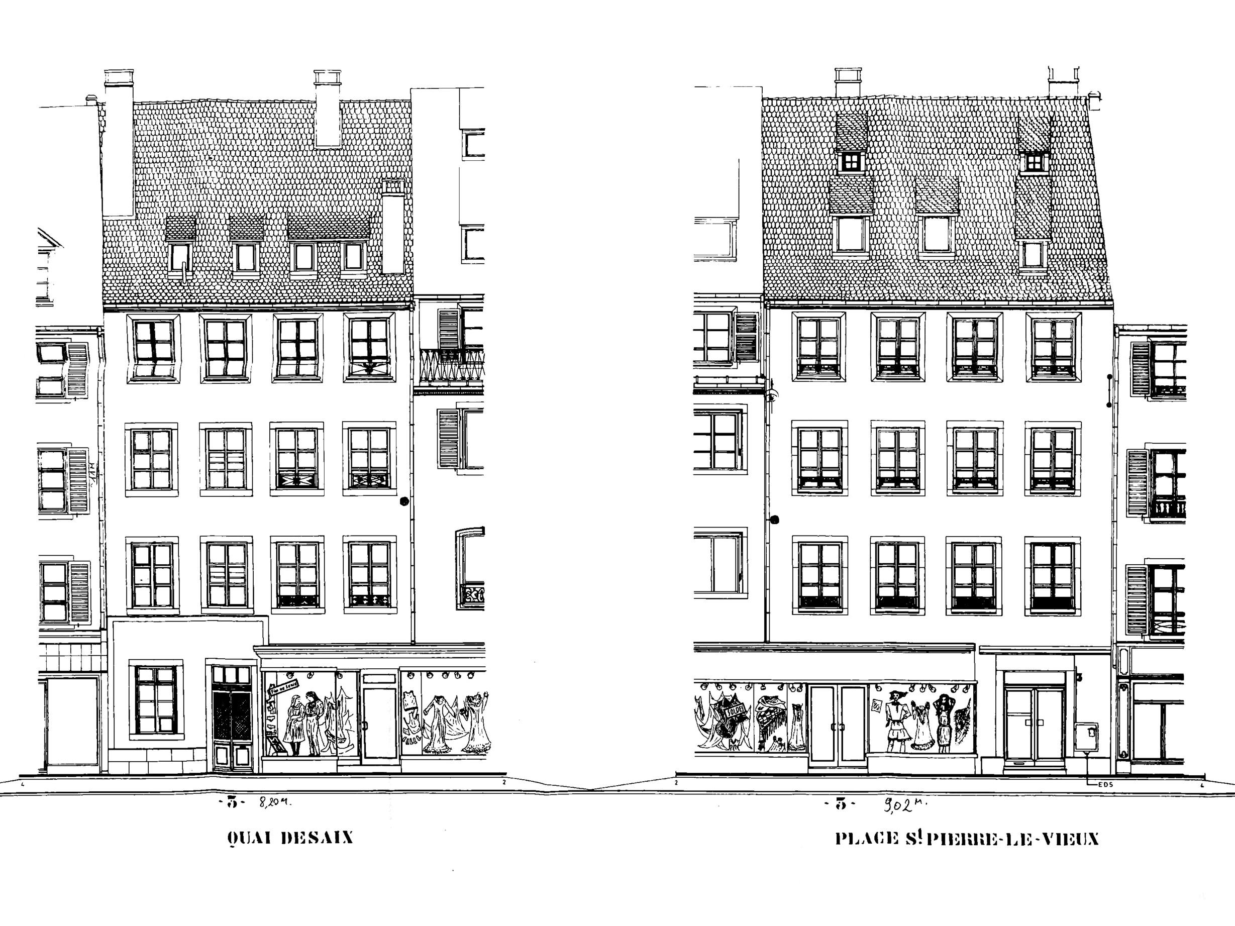 Maisons de Strasbourg Résultats de recherche redslob