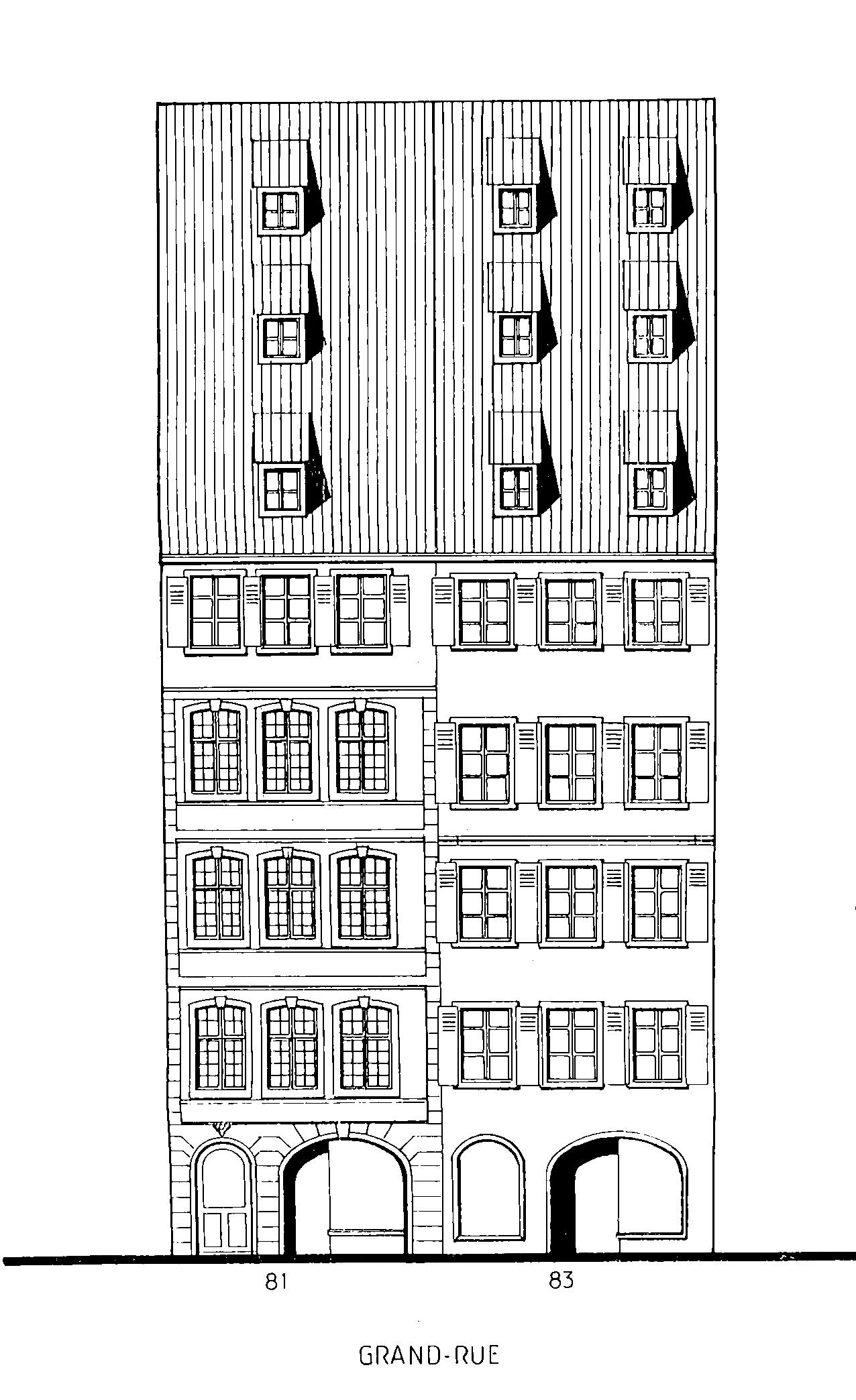 Grand-rue-81-1989-El%C3%A9vations-1197-W-37 Luxe De Salon De Jardin Super U 149 Des Idées