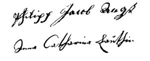 Augst-Lauth (1746 Aur. f. 186)