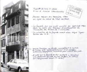 Ernest Munch 8 (782 W 154) 1982 Planche