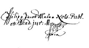 Mader (acte 957, 1739)