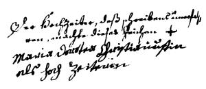 Schmieg-Christianus (1744, Robertsau p. 332)