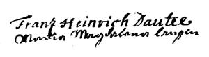 Dautel-Lang (1723, SPV f° 10-v)