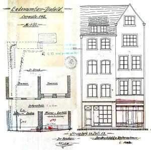 Grand rue 145-147 (plan 1913, 804 W 159)