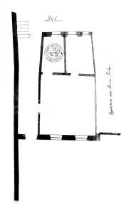 Zurich 60 - 1899 Plan I