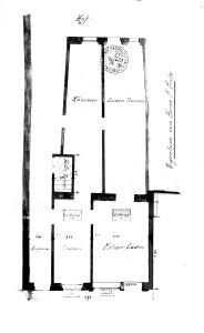 Zurich 60 - 1899 Plan II