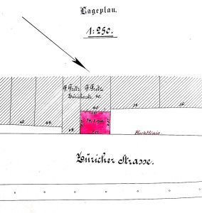 Zurich 60 - 1899 terrain