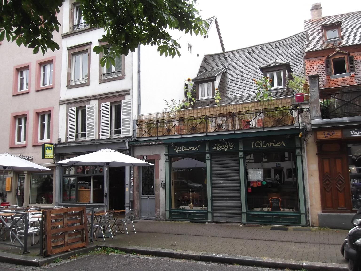Maisons de Strasbourg » 60, rue de Zurich