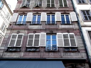 Broglie 10, étages (août 2016)