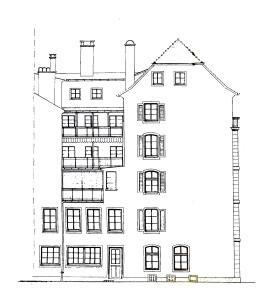 maisons de strasbourg 10 place broglie. Black Bedroom Furniture Sets. Home Design Ideas