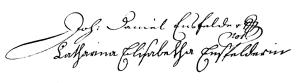 Ensfelder-Tromer (1766, Inv. Marbach)