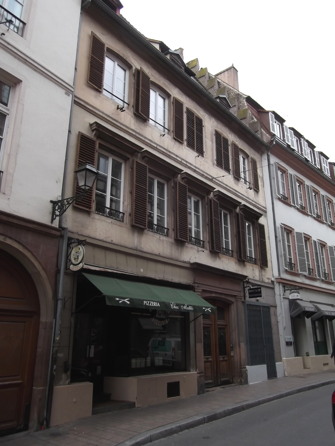 Maisons de strasbourg 30 rue des juifs for Salon de la gastronomie strasbourg