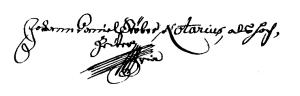 Stoeber (J Daniel Cm. 1743)