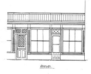 Vieux-Marché-aux-Vins 9 (1904, Devanture)
