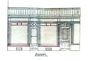 Vieux-Marché-aux-Vins 9 (1904, Devanture II)