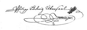 Übersaal (Ph. Louis 1787, ADBR cote 6 E 41, 658, n° 166)