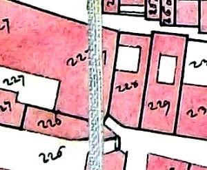 Canton IV (228 et voisines (cote 1 L Plan)