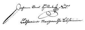 Hüttel (J. Charles-Lonstein, Cm. 1761 Lobstein 6 E 41, 833 n° 154)